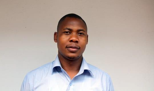 Brighton Makuvaza of TechnoServe Agro Innovation Zimbabwe