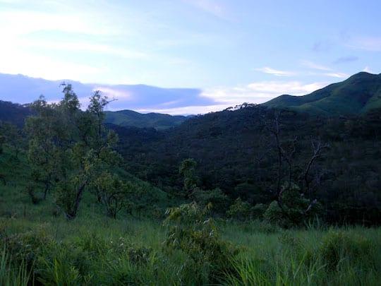 Hills of Zimbabwe