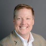John Keightley, TechnoServe Vice President, Development and Communications