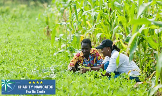 TechnoServe Earns Highest Rating from Charity Navigator for Seventh Straight Year
