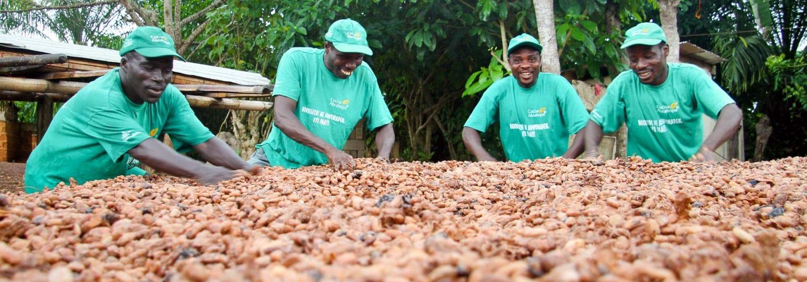 Ghana Subsistence Farming