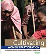 cultivating women participation