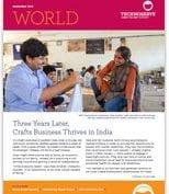 world newsletter September 2013