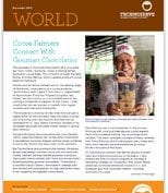 World newsletter December 2013