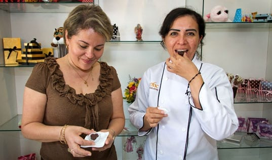 Photo of the Week: Showcasing Peru's Finest Chocolate