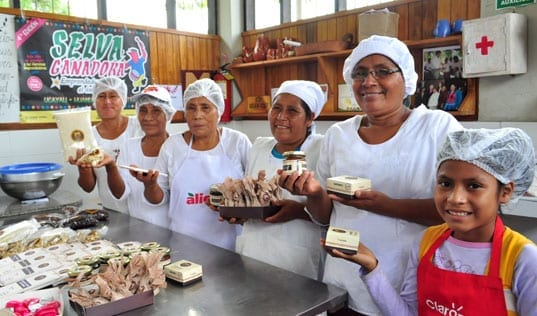 Peruvian Women Produce Award-Winning Chocolate