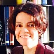 Sophie Lemouel smiling