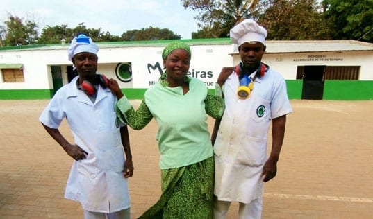 Fortifying Communities Through Innovative Maize Mills
