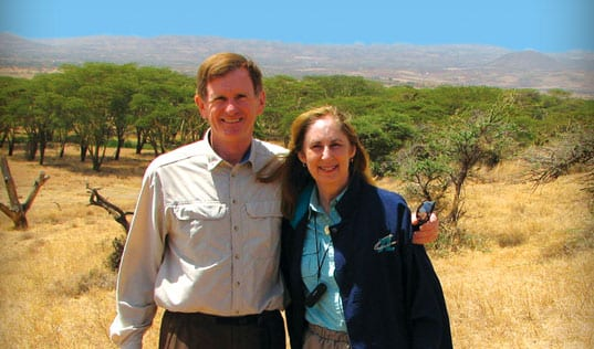 Q&A: Rick and Wendy Walleigh on Volunteering in Africa
