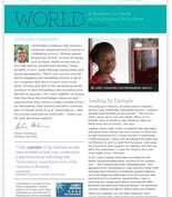world newsletter march 2015