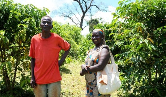 Building a Coffee Industry in South Sudan