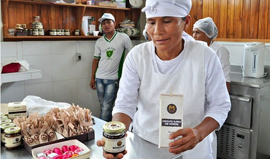 Women-Led Business Helps Generate Peace and Prosperity in Peru
