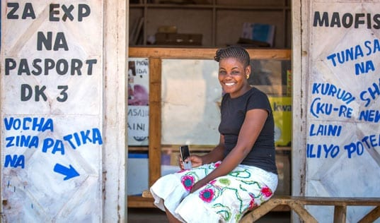 Promoting a Savings Culture in Tanzania