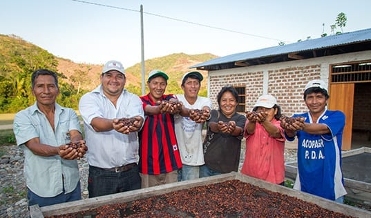 Harnessing Private Sector Expertise to Help Peru's Farmers