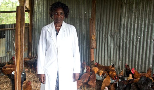 Three Keys to Engaging Women Farmers