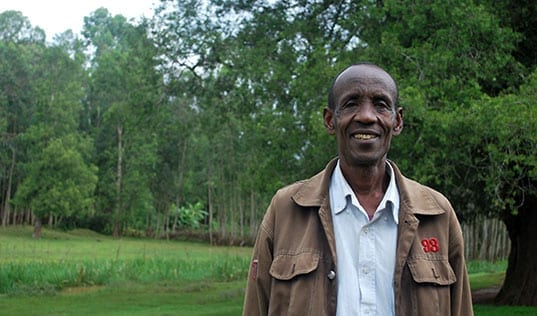Clean Rivers and Profitable Farms in Ethiopia's Coffee Country