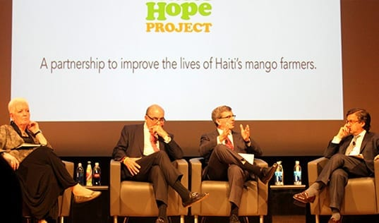 Haiti Hope: Reflecting on a Fruitful Partnership