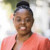 Pamela Chitenhe, TechnoServe Regional Director, Southern Africa