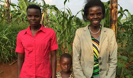 Rebuilding in Rwanda: The Power of a Mother's Love