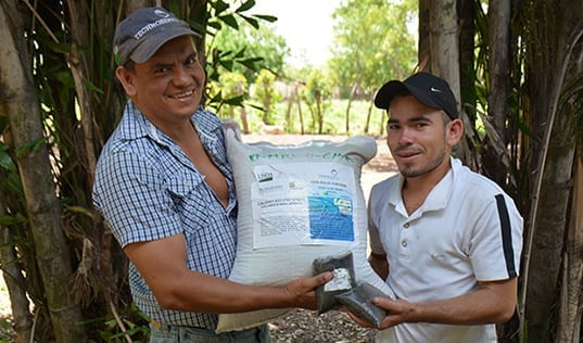 Climate-Resilient Farms in Honduras