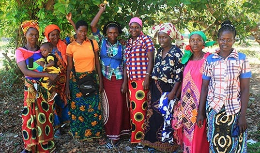 Mozambican Women Catalyze Change in the Cashew Industry
