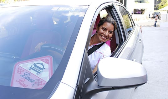 Paving the Express Lane for Women Entrepreneurs in El Salvador