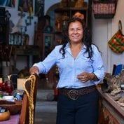 Propietaria Maria Aspuac Impulsa Tu Empresa (ITE)