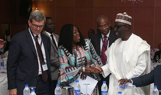 Industry, Government and Civil Society Come Together to Fortify Nigeria
