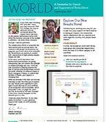 World Newsletter September 2017