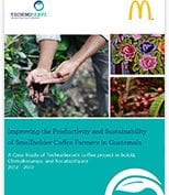 Study improving the productivity and sustainability of smallholder coffee farmers
