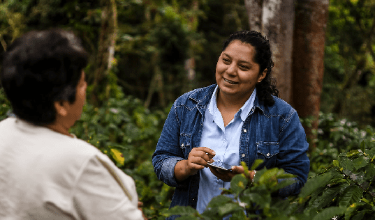 Better Data and a Better Future for Women in Coffee