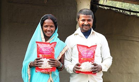 Women entrepreneur Indu Devi
