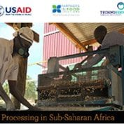 Solutions for African food enterprises
