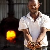 Man turning waste into profits