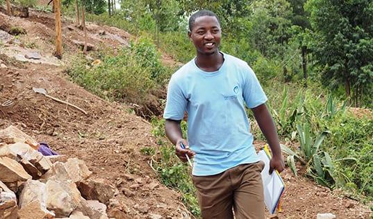 Young Visionary Scales Opportunities in Rwanda