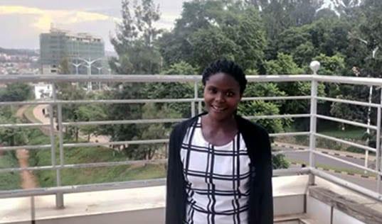 Lasting Impact Spotlight: Gloriose Uwayezu