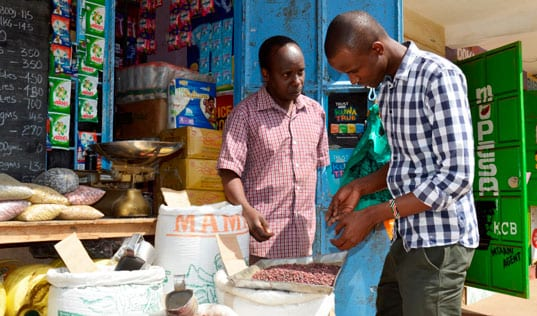Can Tech Improve Kenya's Micro-Retail Sector?