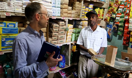 Transforming Businesses and Lives in Kenya's Micro-Retail Sector