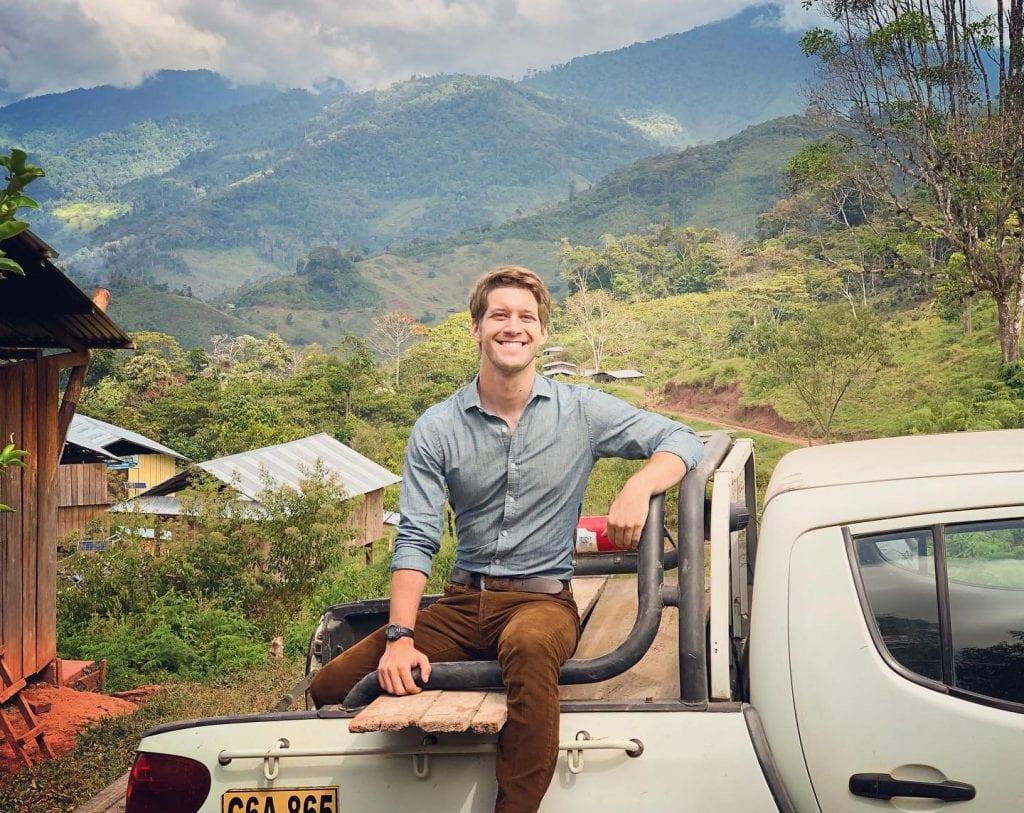 TechnoServe Fellow in Tingo Maria, Peru for coffee project