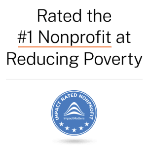 technoserve is rated the #1 nonprofit for fighting poverty