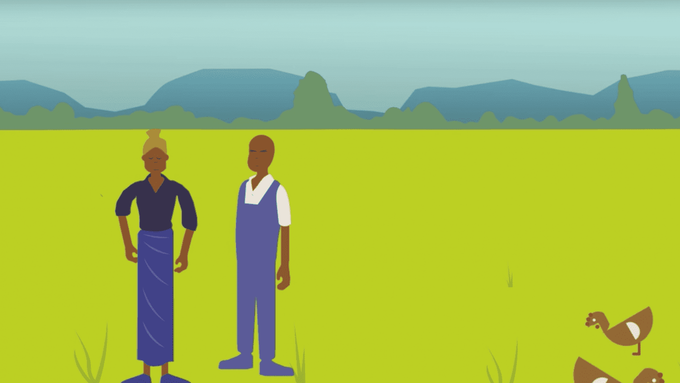 TechnoServe Business Solutions to Poverty Animated Explainer Video Cover Image