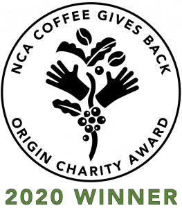 TechnoServe awarded NCA's 2020 Origin Charity Award