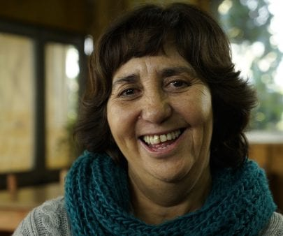 TechnoServe is dedicated to fighting poverty because we believe people like this Restaurant owner in Chile deserve brighter futures.