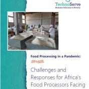 Callenges and Responses for Africa's Food Processors
