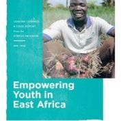 STRYDE report: Empowering Youth in East Africa
