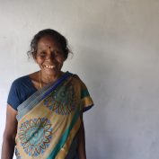 Varahalamma is a farmer and the chairperson of a farmer producer organization in India
