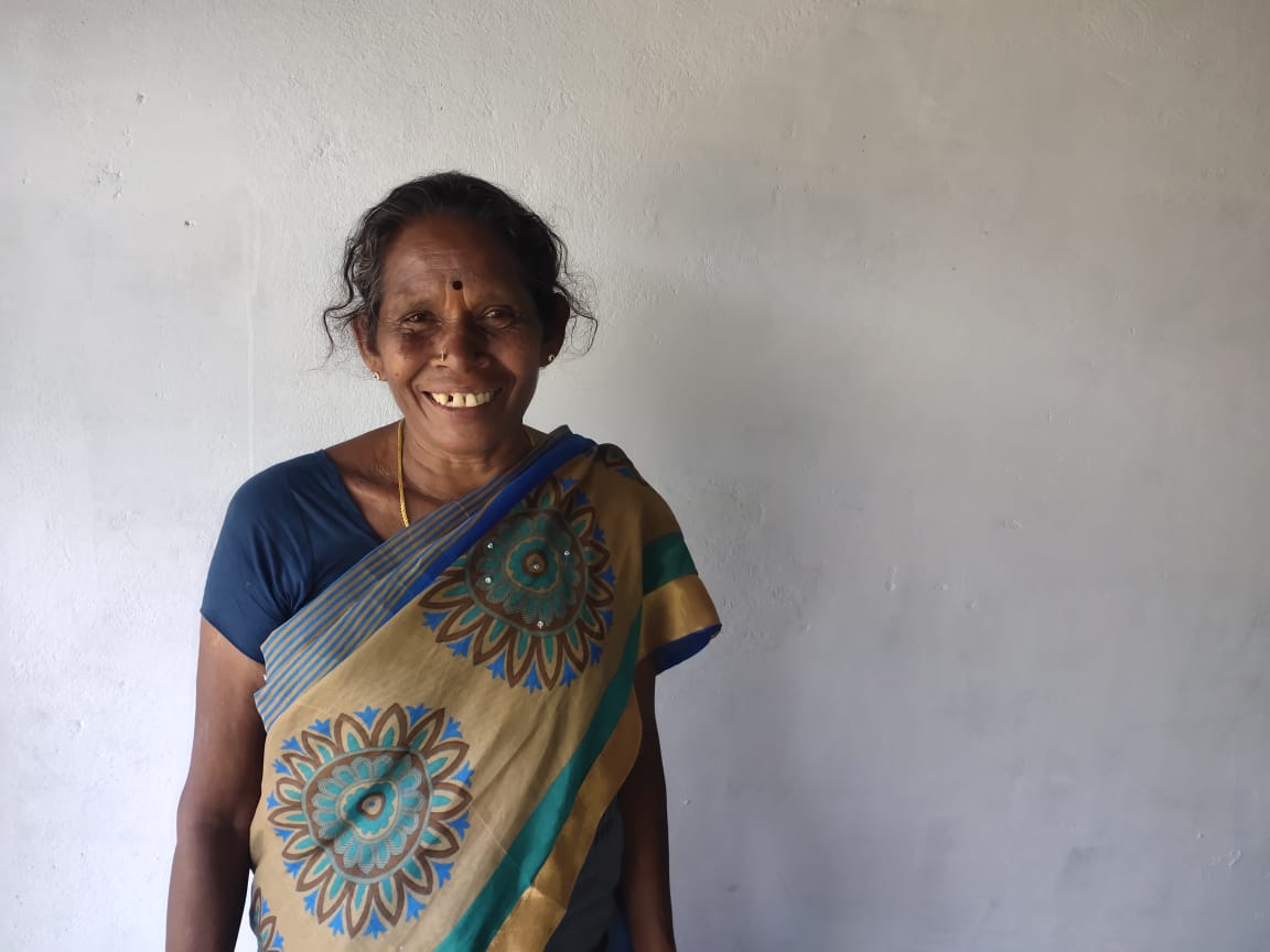 women leaders in India are breaking gender barriers, like Varahalamma a farmer and the chairperson of a farmer producer organization in India