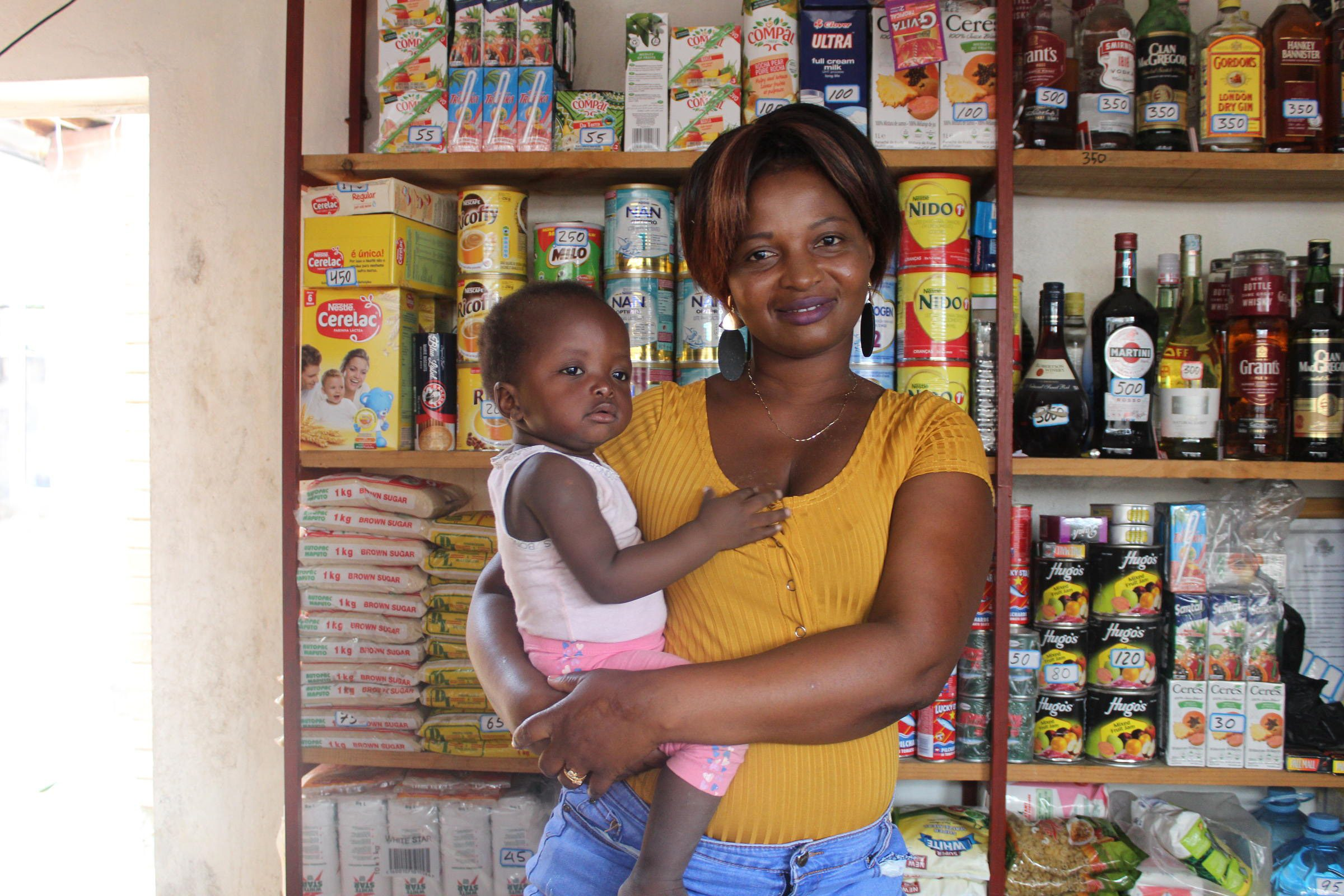 Many responsibilities of motherhood are examples of unpaid care work