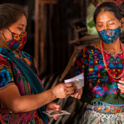 COVID-19 impacts women's empowerment in the developing world