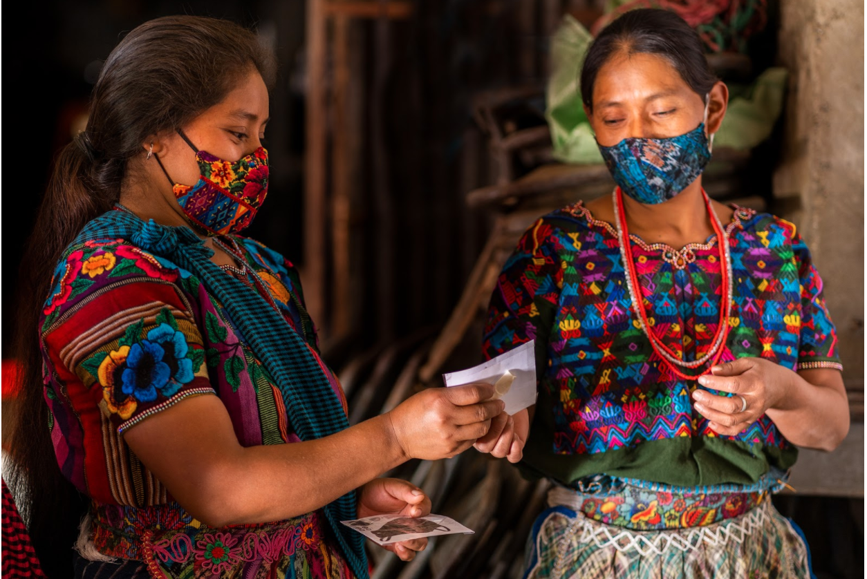 Learn how COVID-19 impacts women in the developing world